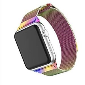 Accessories - 38mm Holographic Band For Apple Watch